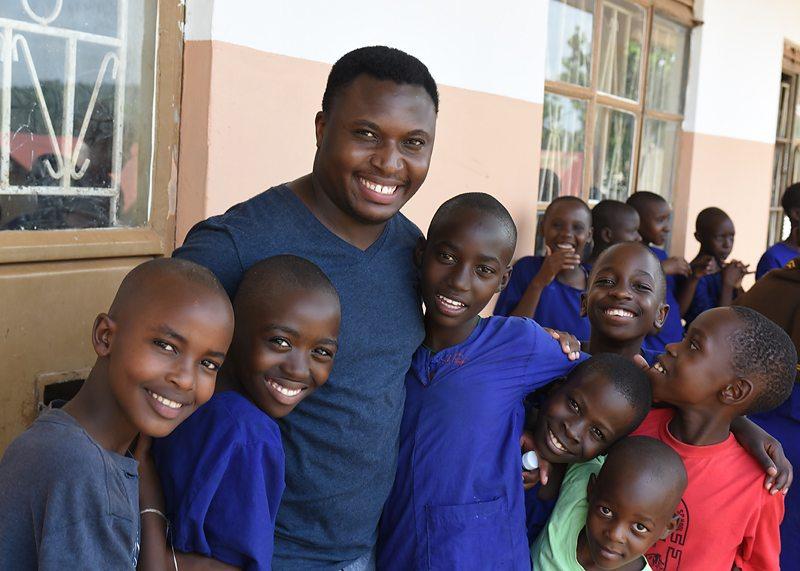 Uganda Founder's Story