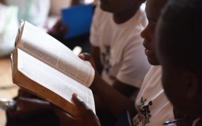 Bible Club Beginnings